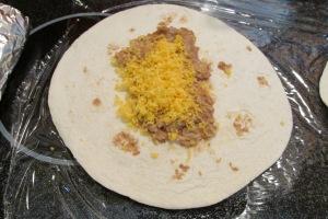 Freezer Burrito